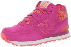 New Balance Women's WH574 Winter Elements Sneaker New Balance. $69.95. Leather-and-fabric. Rubber sole