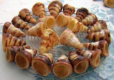 Cornettos - #Italian #Dessert