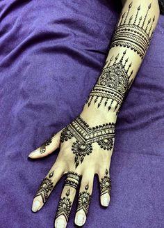 Mehndi Design by Divya