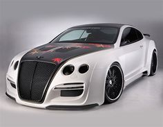 Tetsu Bentley GTR a raft of upgrades can push power up to 800 bhp, taking the top speed to the far side of 322 km/h. ✏✏✏✏✏✏✏✏✏✏✏✏✏✏✏✏ IDEE CADEAU / CUTE GIFT IDEA ☞ http://gabyfeeriefr.tumblr.com/archive ✏✏✏✏✏✏✏✏✏✏✏✏✏✏✏✏