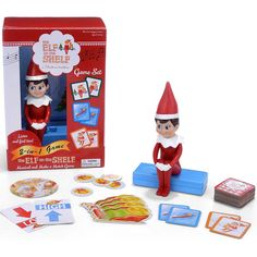 Elf on the Shelf Deluxe Hide and Seek Game
