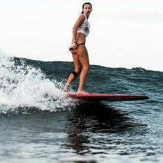 bourbon & a hardboiled egg Surf Girls, Beach Girls, Aloha Surf, Surf Hair, Female Surfers, Skate Surf, Surf City, Skater Girls, Longboarding