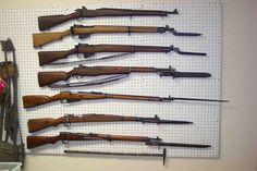 ww2 guns
