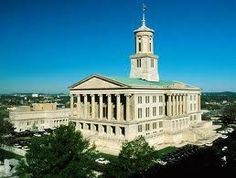 Tennessee State Capitol #nashville