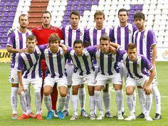 EQUIPOS DE FÚTBOL: REAL VALLADOLID B contra Oviedo 28/09/2014