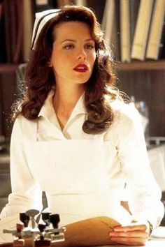 PEARL HARBOR - Kate Beckinsale - Directed by - Universal - Publicity Still