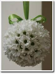 Green Pomander Bouquet