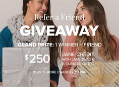 HURRY Enter WIN the Jane.com #Giveaway for a chance to win awesome prizes! https://wn.nr/HVqZKy