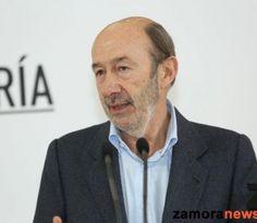 """Rubalcaba: """"Pedimos el voto para la única izquierda a la que teme la derecha"""""""
