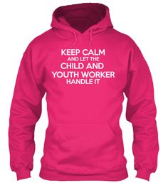 Child and Youth Worker Tee   Teespring
