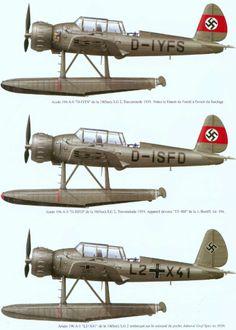 Bordfliegergruppe Arado196A