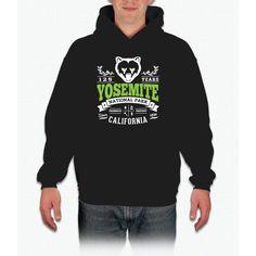 Yosemite Vintage Hoodie