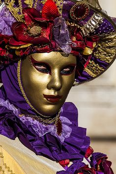 Venetian mask by Bojan Porenta on 500px