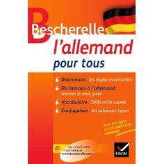 Un ouvrage à destination de ceux qui veulent consolider leur allemand. Il contient des points de grammaire, de vocabulaire et de conjugaison correspondant aux niveaux B1 et B2 du Cadre européen commun de référence pour les langues (CECRL). Comporte également des mini-quiz corrigés en fin de chaque chapitre.  Cote : DIC/ALL