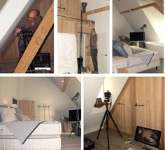 Behind the scenes - photography shoot of our Ultima by Beka® matrass collection. #beka #boxspring #bed #matrass