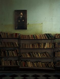 Desiree Dolron - Librería Julio Mella - from the series Te Dí Todos Mis Sueños 2002 -2003 - from the book Desiree Dolron