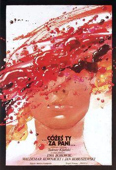 Waldemar Świerzy | movie poster | Poland