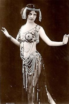 Theda Bara as Salome.