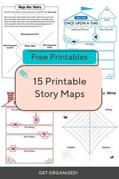 60 Best Story Maps Images Teaching Teaching Reading Reading