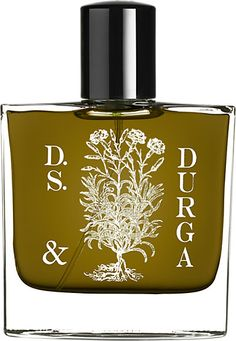D.S. & Durga Burning Barbershop 50 ml -  - Barneys.com- A fire broke out in the Curling Bros. barbershop in Westlake, N.Y. in 1891. All the shaving tonics with their spearmint, lime, vanilla & lavender burned. A charred bottle was found half-full. It smelled like this.