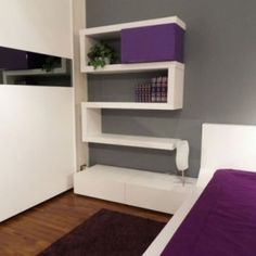 Modern-bedroom-design-with-original-wall-shelves-03
