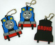 Chaveiro personalizado Thomas e seus amigos
