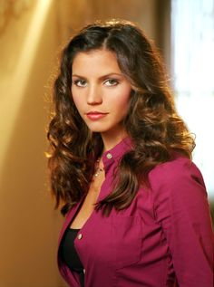 "Angel S1 Charisma Carpenter as ""Cordelia Chase"""