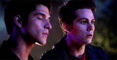 I can't get over their faces hahah omg sciles for life