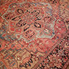 Living Room Redo, Rugs In Living Room, Orange Area Rug, Blue Area Rugs, Blue And Orange Living Room, Pink Persian Rug, Red Oriental Rug, Best Bedroom Paint Colors, Family Room Colors