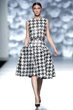 Juana Martín Primavera Verano 2014 Madrid Fashion Week