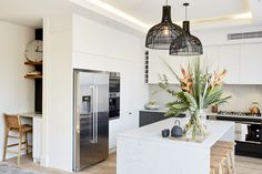 Get the look: All the details from Sunday's Block kitchens - The Interiors Addict
