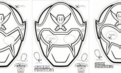 Looking for Weight Watchers Recipes, Cocktails, and more? Power Rangers Funny, Power Rangers Mask, Power Rangers Mystic Force, Power Ranger Party, Power Rangers Ninja Steel, Power Rangers Birthday Cake, Power Rangers Megaforce, Pawer Rangers, Printable Masks