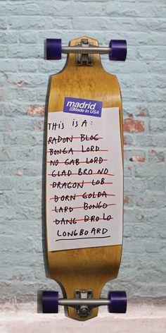 Longboards USA - Madrid Anagram Ratchet Longboard Top Mount - Complete, $177.00 (http://longboardsusa.com/longboards/cruiser-longboards/madrid-anagram-ratchet-longboard-top-mount-complete/)