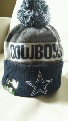 258258cd3 ... ireland dallas cowboys 2016 nfl new era on field sideline beanie knit  hat cap authentic ae841