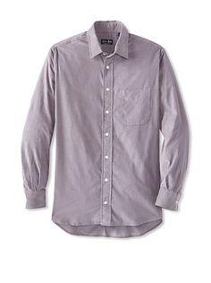 68% OFF Gitman Bros. Men's Tattersall Shirt