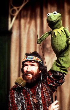 Jim Henson's world of muppets and magic - in pictures