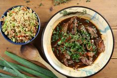Slow Cooked Lamb Necks with Preserved Lemon and Fennel - Maggie Beer