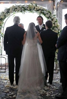 STOP WHAT YOU'RE DOING AND LOOK. THAT'S the way I hope my future groom will look as I walk down the aisle. This is too damn adorable. #PadaleckiWedding