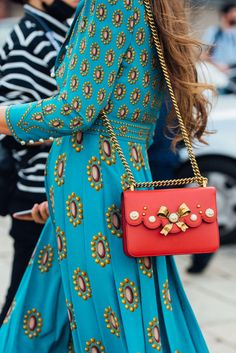 September 21, 2016  Tags Milan, Red, Blue, Gucci, Prints, Bags, SS17 Women's