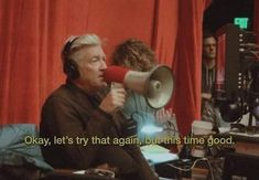 Alphabet Tag, Lets Try, David Lynch, Film Quotes, Funny Quotes, Funny Memes, Twin Peaks, Film Director, Happy Endings