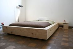 Scavenger: Original Design Platform Bed for $425 Chicago