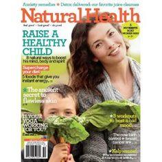 Natural Health (1-year auto-renewal) [Print   Kindle] --- http://www.amazon.com/Natural-Health-1-year-auto-renewal-Kindle/dp/B0036QY67I/?tag=pinterest1061-20