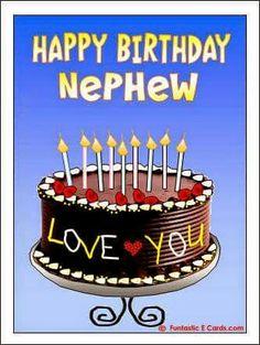 HAPPY BIRTHDAY NEPHEW Happy Birthday Nephew Quotes Qoutes Sister Free