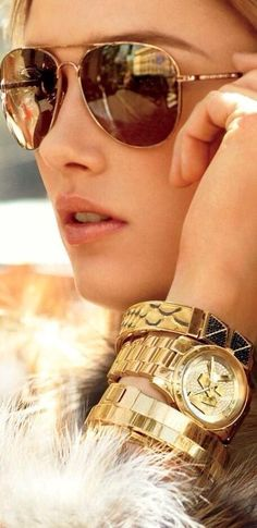 Micheal Kors everything! #sunglasses www.visiondirect.... post