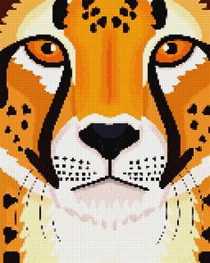 Peler Beads, Cross Stitch Animals, Tigger, Needlepoint, Cross Stitch Patterns, Disney Characters, Fictional Characters, Projects To Try, Cats