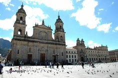 La Catedral de Bogotá Plaza de Bolivar - Bogotá, Colombia