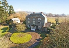 Detached for sale in Leintwardine, Craven Arms, Shropshire   What a house I love it