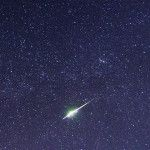 Time-Lapse Video of a Meteor Exploding During the 2013 Perseids Meteor Shower