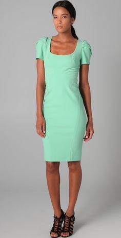 Потрясающего кроя платье Zac Posen