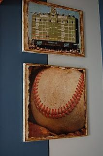 Baseball Picture for game room???